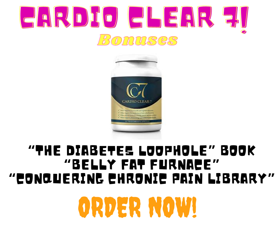 cardio clear 7 order now
