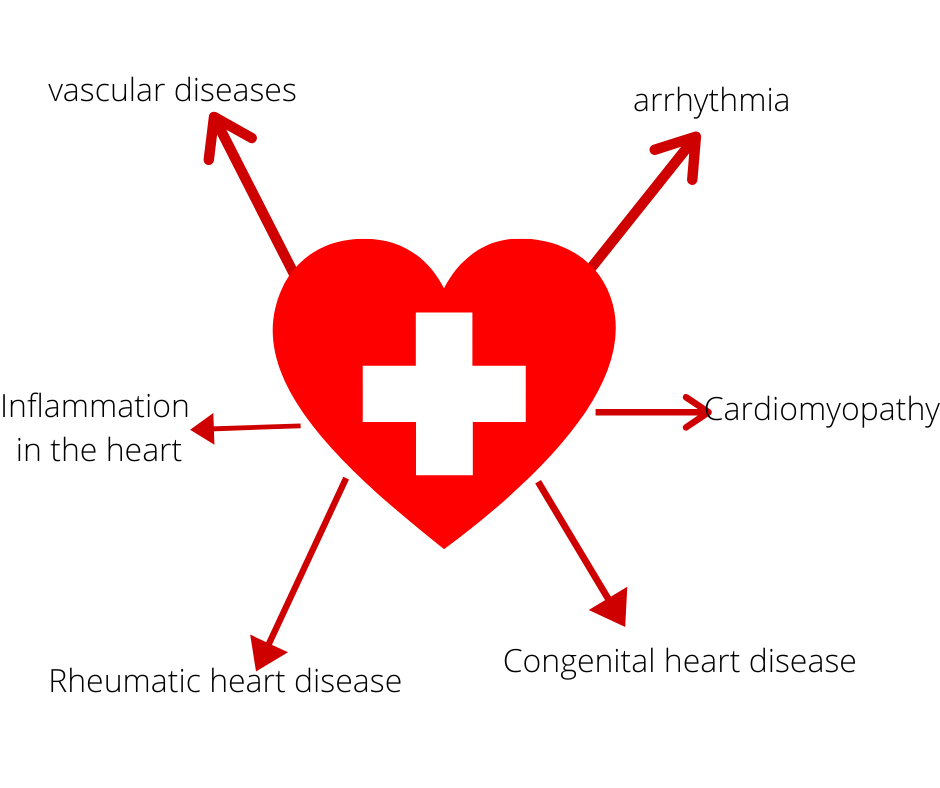 heart disease types