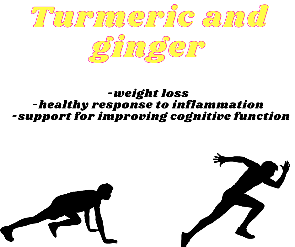 tumeric and ginger supplement