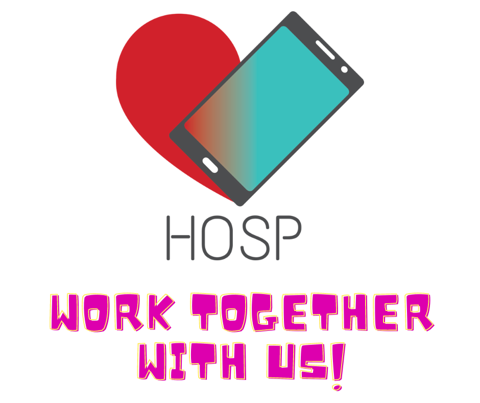 work together with hosp - health oriented software products
