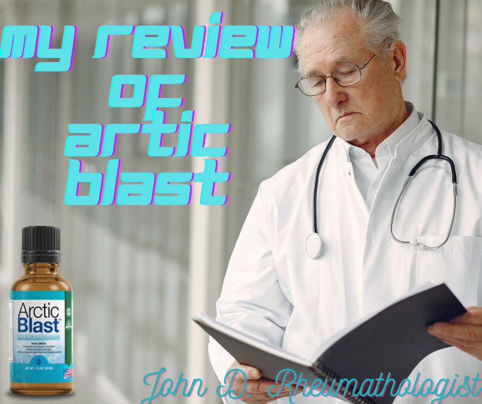 doctor's review of artic blast