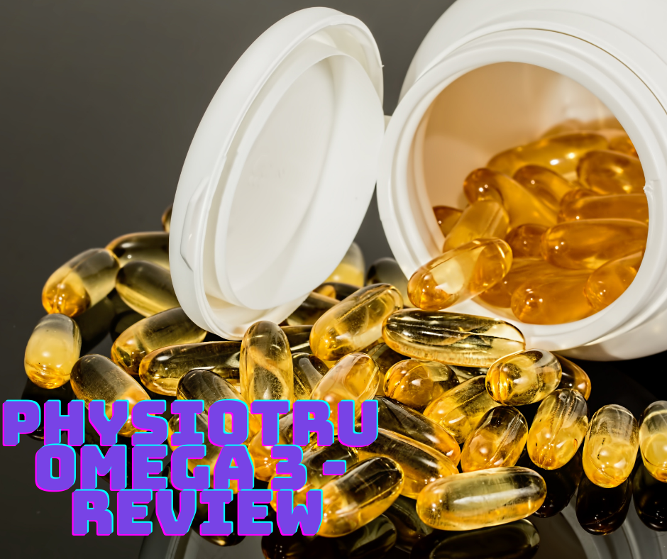 physiotru omega 3 review